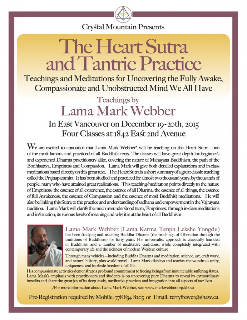 The Heart Sutra and Tantric Practice V2 fin