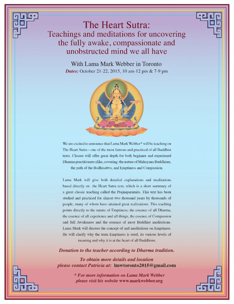 Lama Mark Heart Sutra Poster_Sept 2015_V1