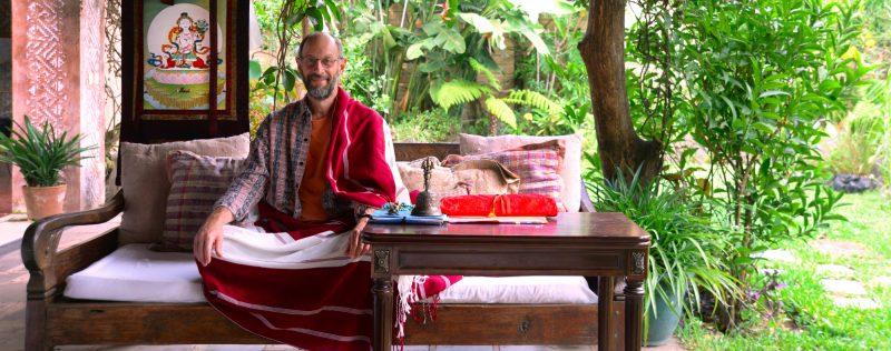 Lama Mark Webber Buddha Dharma Meditation Teacher 2016