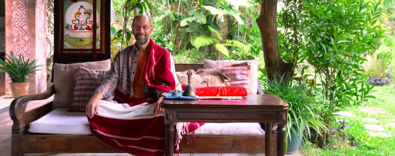 Lama Mark Webber Buddha Dharma Meditation Teacher 2016