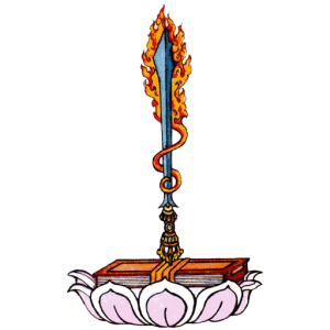 Blazing Sword of Wisdom