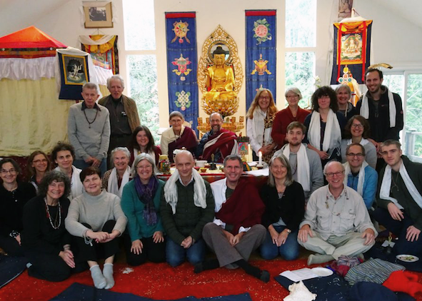 Attend Teachings and Retreats